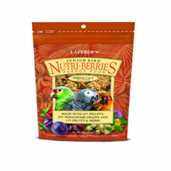 Lafeber Senior Bird Nutri-Berries Parrot Food 10oz