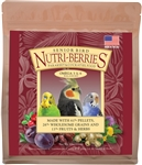 Lafeber Nutri-Berries Senior Parrot Bird Food 3lb