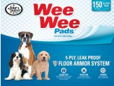 Four Paws Wee-Wee Pads Bulk 150pk