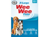 Four Paws Wee-Wee Pads X-Large Pad 14pk
