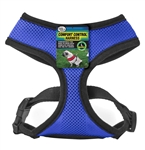 Four Paws Comfort Control Harness Large Blue