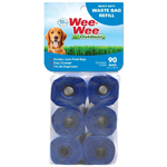 Four Paws Wee Wee Outdoor Heavy Duty Waste Bags 90Ct