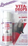Oasis Vita-Drops for Ferrets 2oz