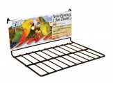 Prevue Pet Products Wire Patio Sundeck Black Small