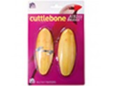 Prevue Pet Products Color Cuttlebone Orange and Vanilla 2ea/4in