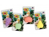 Prevue Pet Products Assorted Fruit Mineral Block