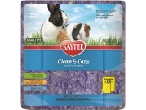 Kaytee Clean and Cozy Bedding Purple 250 Cu in