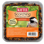 Kaytee Scorching Sunflower & Nut Cake 6.3oz