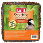Kaytee Scorching Sunflower & Nut Cake 2.2lb