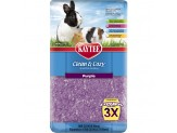Kaytee Clean And Cozy Bedding Purple 500ci