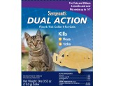 Sergeant'S Dual Action Flea & Tick Collar Ii For Cats 1Ct