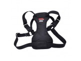 Coastal Easy Rider Adjustable Car Harness Black Medium