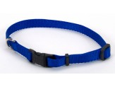 "Coastal Pet Tuff Buckle Adjustable Nylon Collar, 3/8"" x 8"" - 12"""