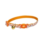 Coastal 3/8 SAFE CAT GLOW Orange Flower
