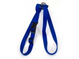 Coastal Size Right Adjustable Nylon Harness Blue 1X26-38in
