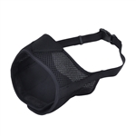 Coastal Best Adjustable Black Muzzle-Extra Small