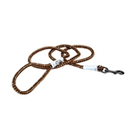 Coastal K9 Explorer 6' Rope Snap Leash   Camp Fire Orange