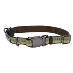 "Coastal K9 Explorer 5/8"" ADJ COLLAR   Fern Green  (10-14"")"