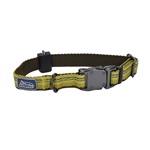 "Coastal K9 Explorer 5/8"" ADJ COLLAR   Goldenrod Yellow (10-14"")"