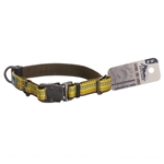 "Coastal K9 Explorer 5/8"" Adj Collar   Goldenrod Yellow  (8-12"")"