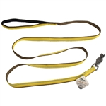 "Coastal Pet Products K9 Explorer  Reflective Leash with Scissor Snap, 5/8""x6' Goldenrod Yellow"