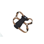 "Coastal K9 Explorer 5/8"" Padded Harness Goldenrod Yellow   (12-18"")"