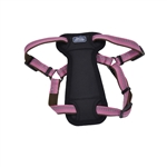 "Coastal K9 Explorer 5/8"" Padded Harness  Rosebud Pink  (12-18"")"