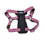 "Coastal K9 Explorer 1"" Padded Harness Rosebud Pink (20-30"")"