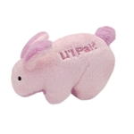 Coastal Lil Pals Plush Dog Toy- Peter Rabbit