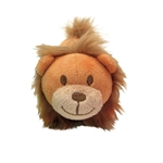 Coastal Lil Pals Plush Dog Toy-Leo Lion