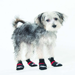 lookin' good! by FASHION PET Extreme All Weather Boots Red XXX-Large