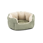 "Ethical Pet Reversible Cushion Cuddler 18"" Sage"