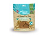 Ethical Healthy Balance Mesquite Chicken Kettle Chips Dog Treat 4.5oz