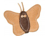 Ethical Dura Fused Leather Butterfly 3.5in