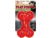 Ethical Products Play Strong Dog Toy Bone 4.5in
