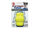 Ethical Play Strong Foamz Chew Dog Toy 2.75in