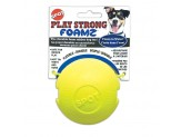 Ethical Play Strong Foamz Ball Dog Toy 3.25in