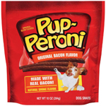 Pup-peroni Bacon Dog Treat 10oz