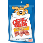 Canine Carry Outs Beef and Cheese 5.2oz