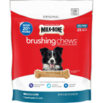 Milk-Bone Brushing Chews Dog Treat Small/Medium 19.6oz