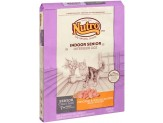 Nutro Indoor Senior Chicken & Whole Brown Rice Recipe Cat Food 14lbs