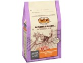 Nutro Indoor Senior Chicken & Whole Brown Rice Recipe Cat Food 3lbs
