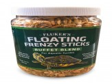Fluker s Floating Frenzy Sticks Buffet Blend for Aquatic Turtles 11.5oz