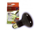 Zilla Incandescent Night Black Heat Spot Bulb 75W