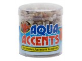 Zoo Med Aqua Accents Light River Pebbles