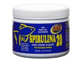Zoo Med Spirulina 20 Flake Food .5oz