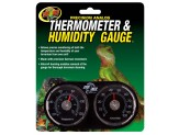 Zoo Med Dual Thermometer / Humidity Gauge