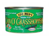 Zoo Med Can O' Grasshoppers 1.2oz