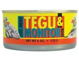 Zoo Med Tegu and Monitor Food can wet 6oz