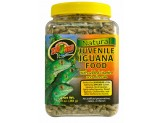 Zoo Med All Natural Juvenile Iguana Food 10oz